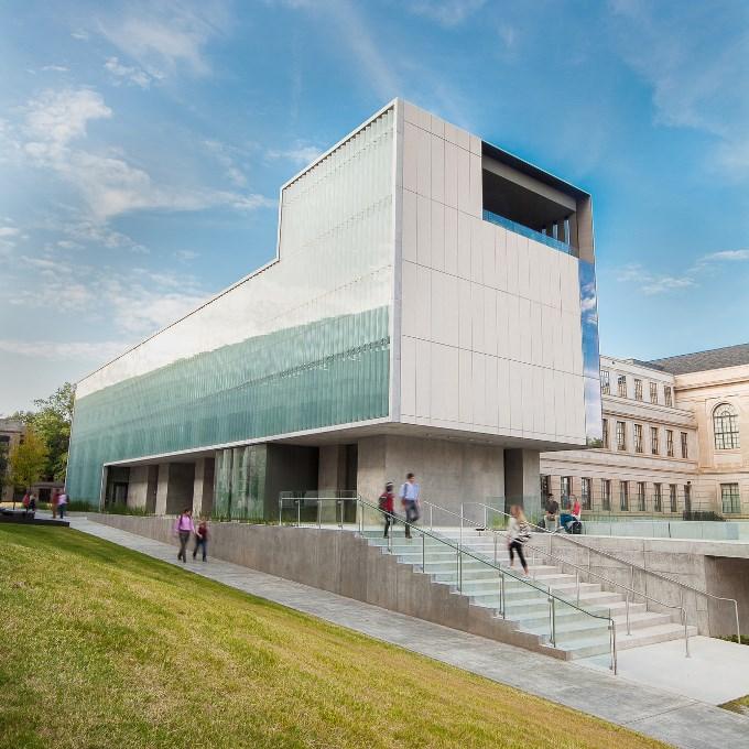 Fay jones school of architecture for Jones architecture